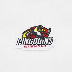 Ecusson Pingouins