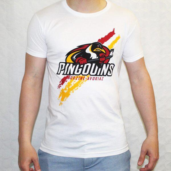 Tee-shirt Pingouins